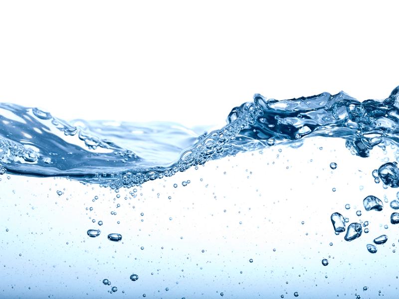 Huella hídrica del agua
